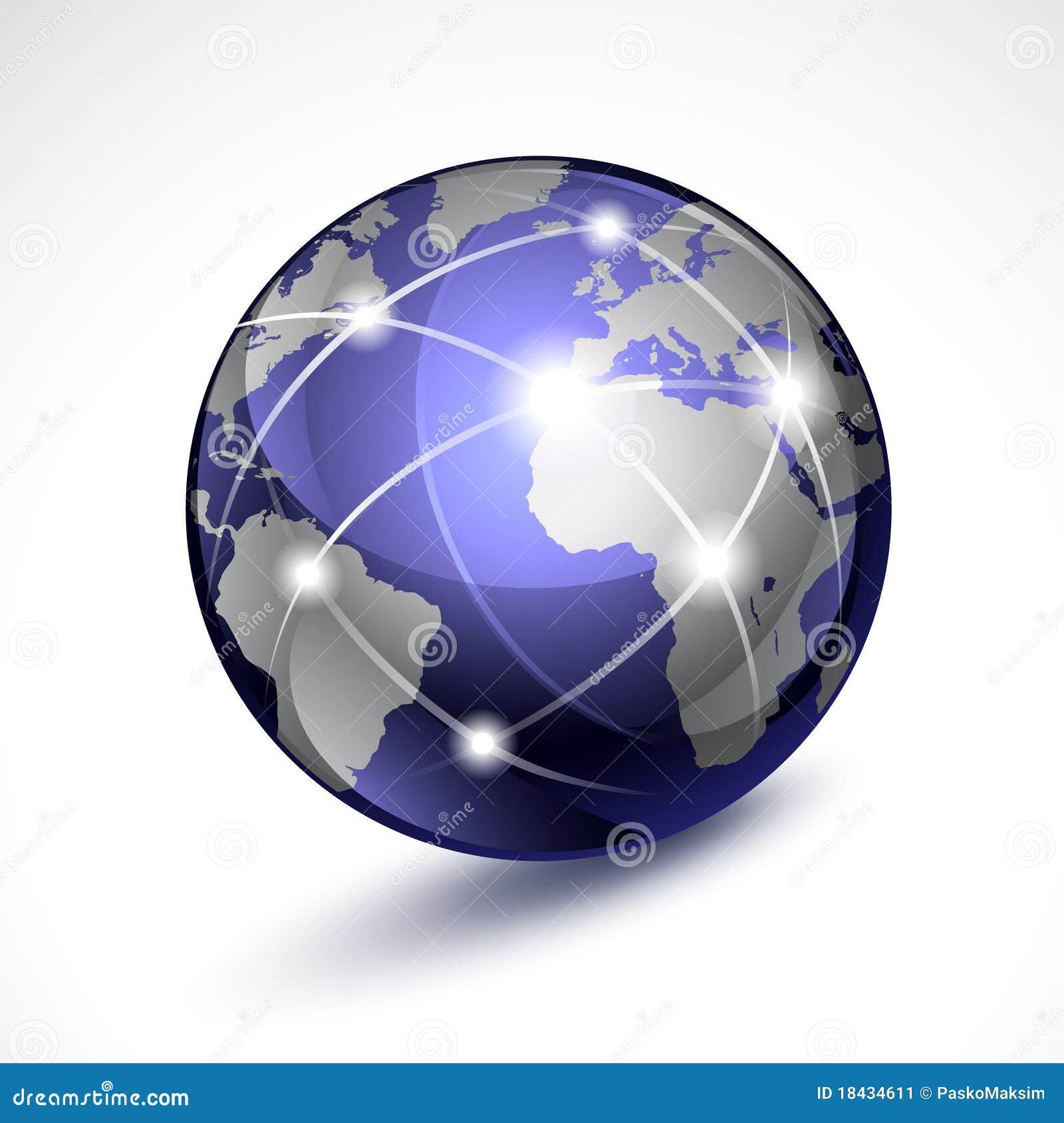 Kula ziemska świat