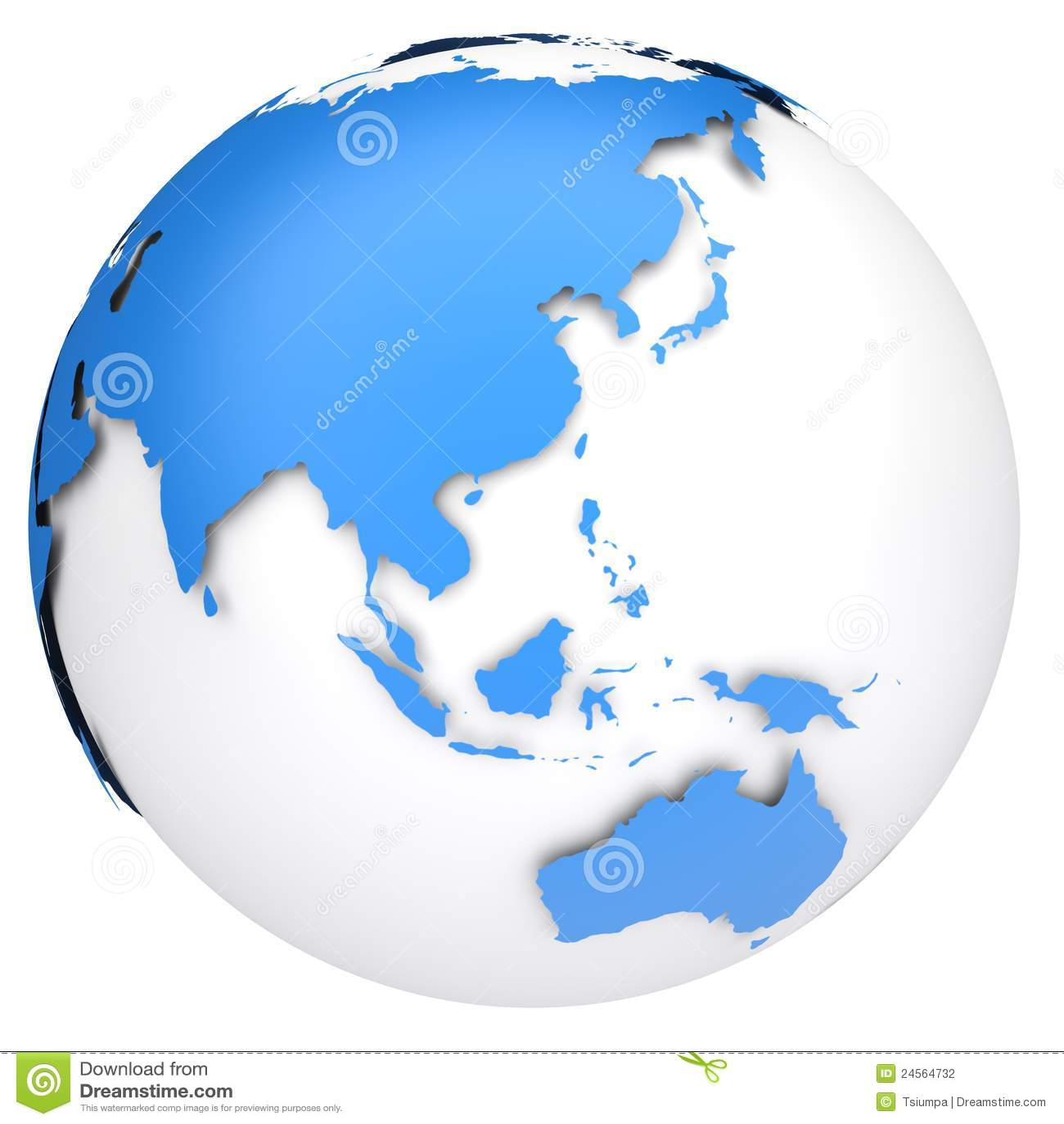 Kula ziemska ziemski model
