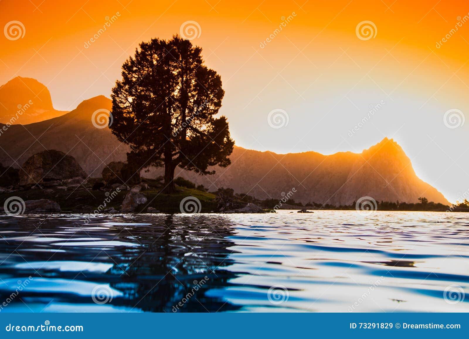 Kulikalon Seen, Fann-Berge, Tourismus, Tadschikistan