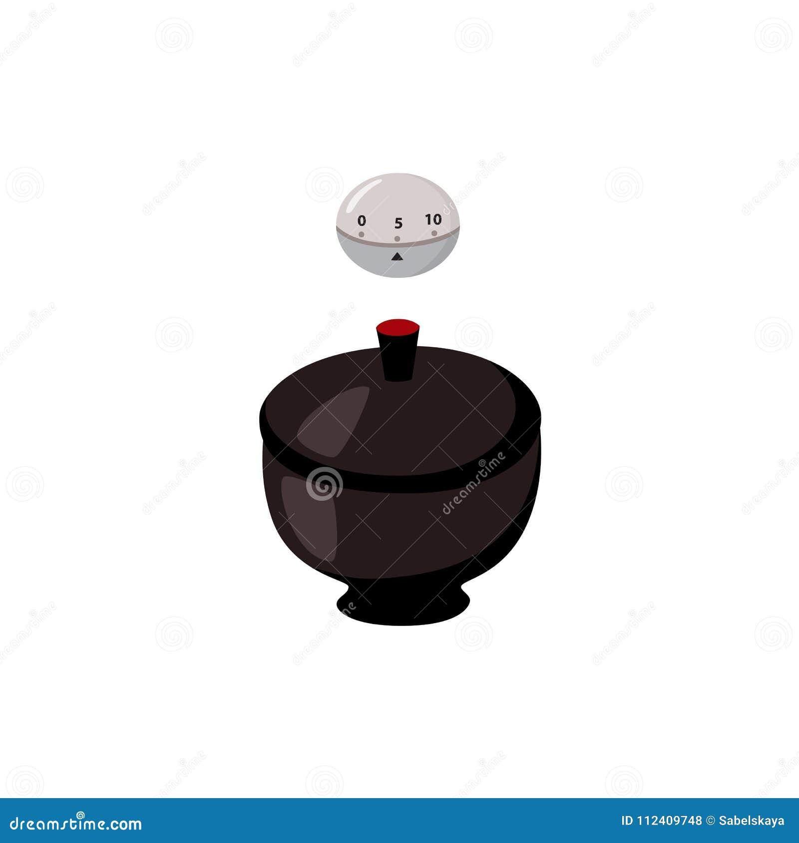 Kulinarna instrukcja dlaczego przygotowywać fast food z zamkniętym pucharem i kuchnia zegarem