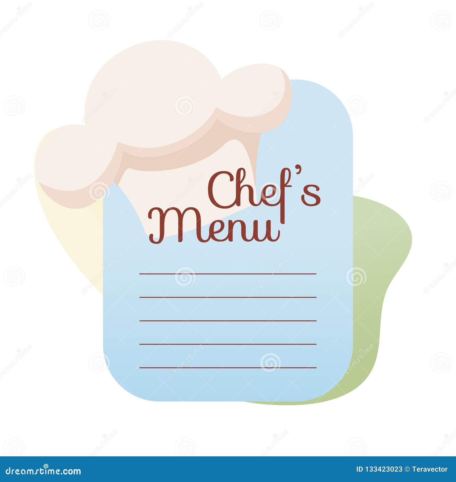 Kulinarnego pojęcia Ilustracyjny Restauracyjny biznes