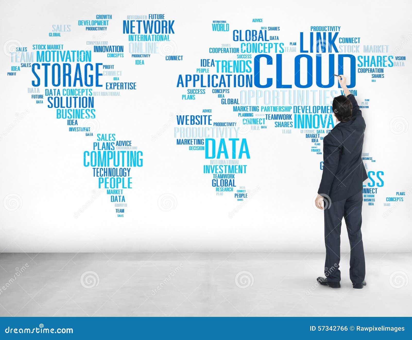 Kulisowy Obłoczny Oblicza technologia dane informaci pojęcie