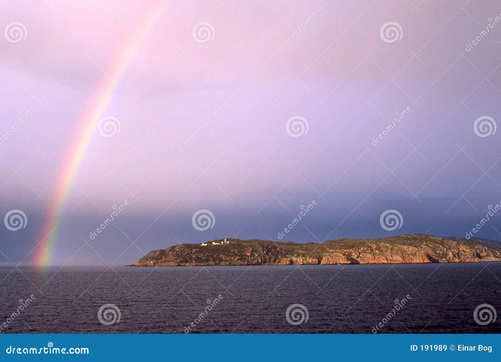 Kullaberg e Rainbow