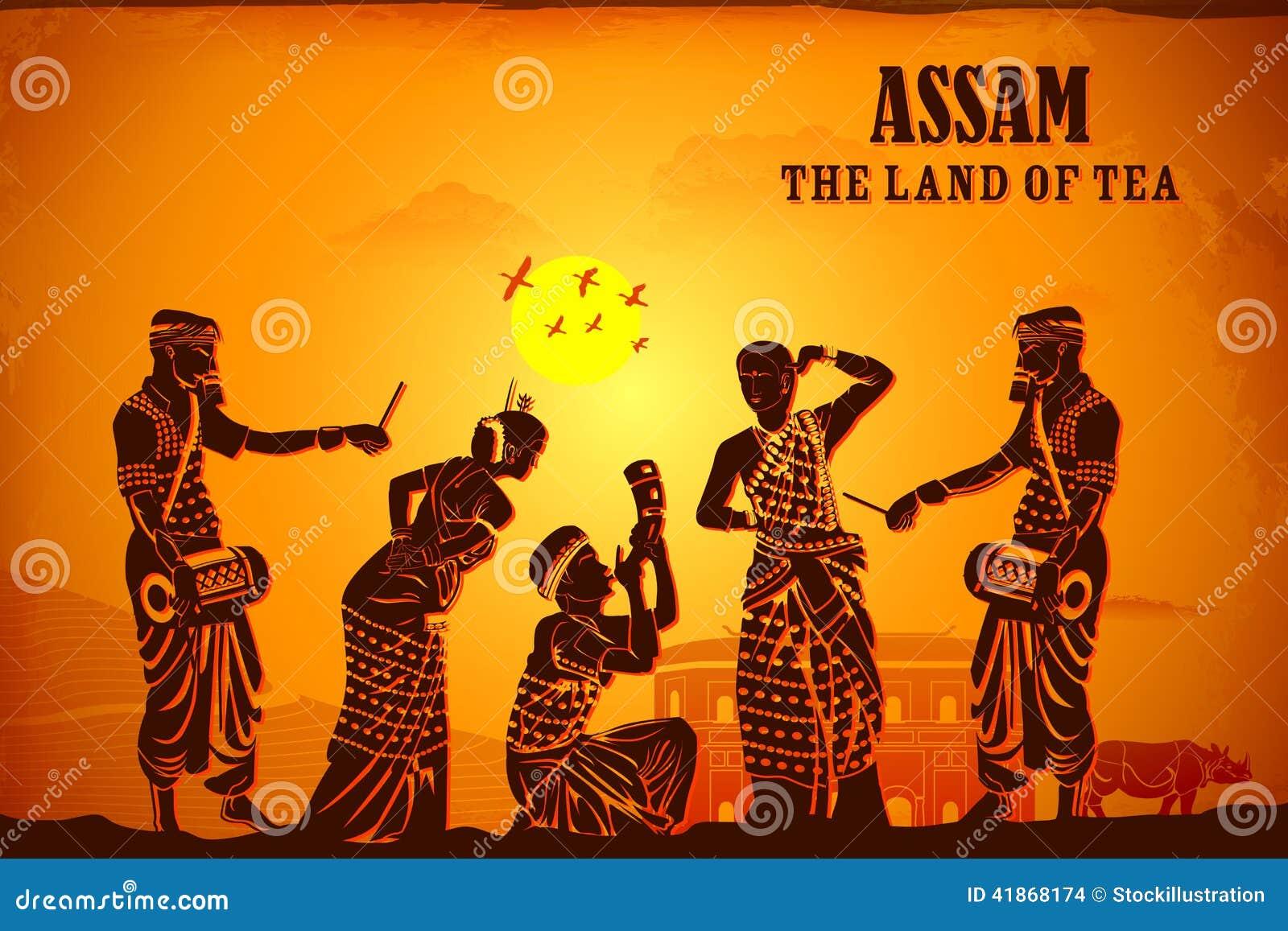 Kultura Assam