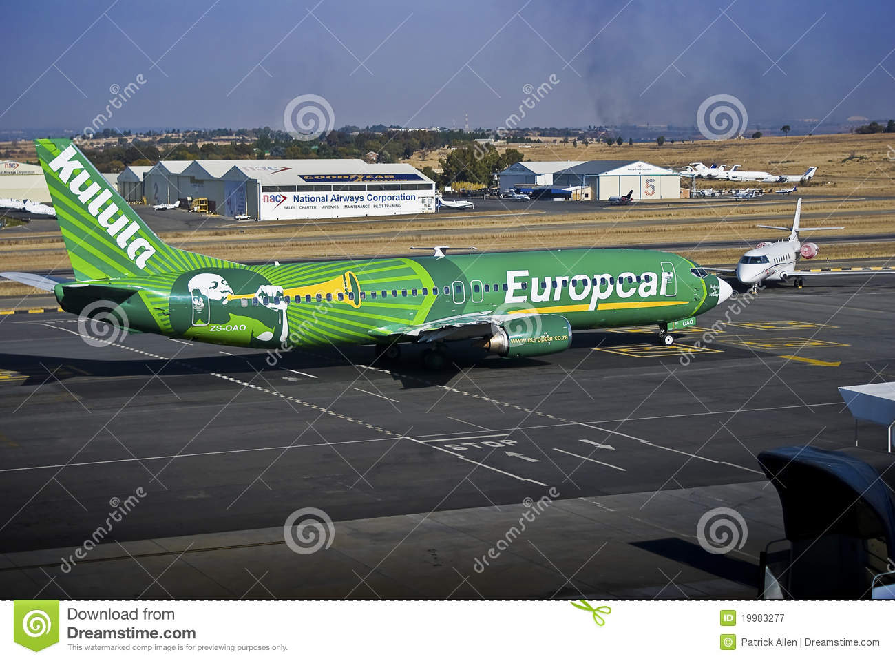 Kulula Airways - Boeing 737-4S3 - ZS-OAO