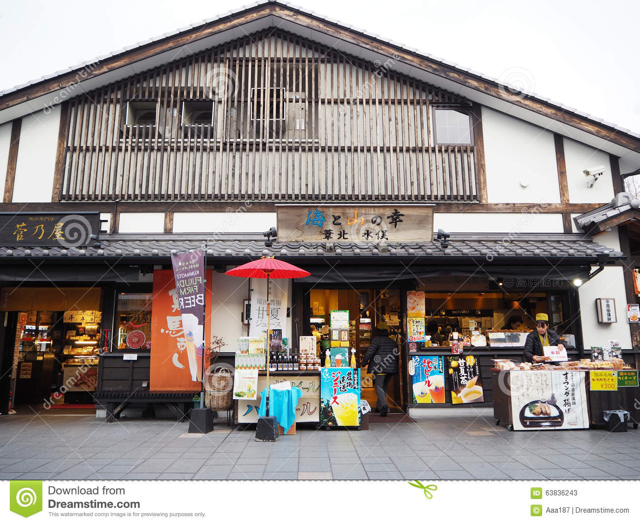 Kumamoto shopping district editorial stock photo image for Nearby boutiques