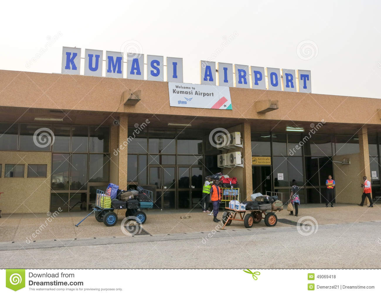 Kumasi airport upgrade stalled | Africatime