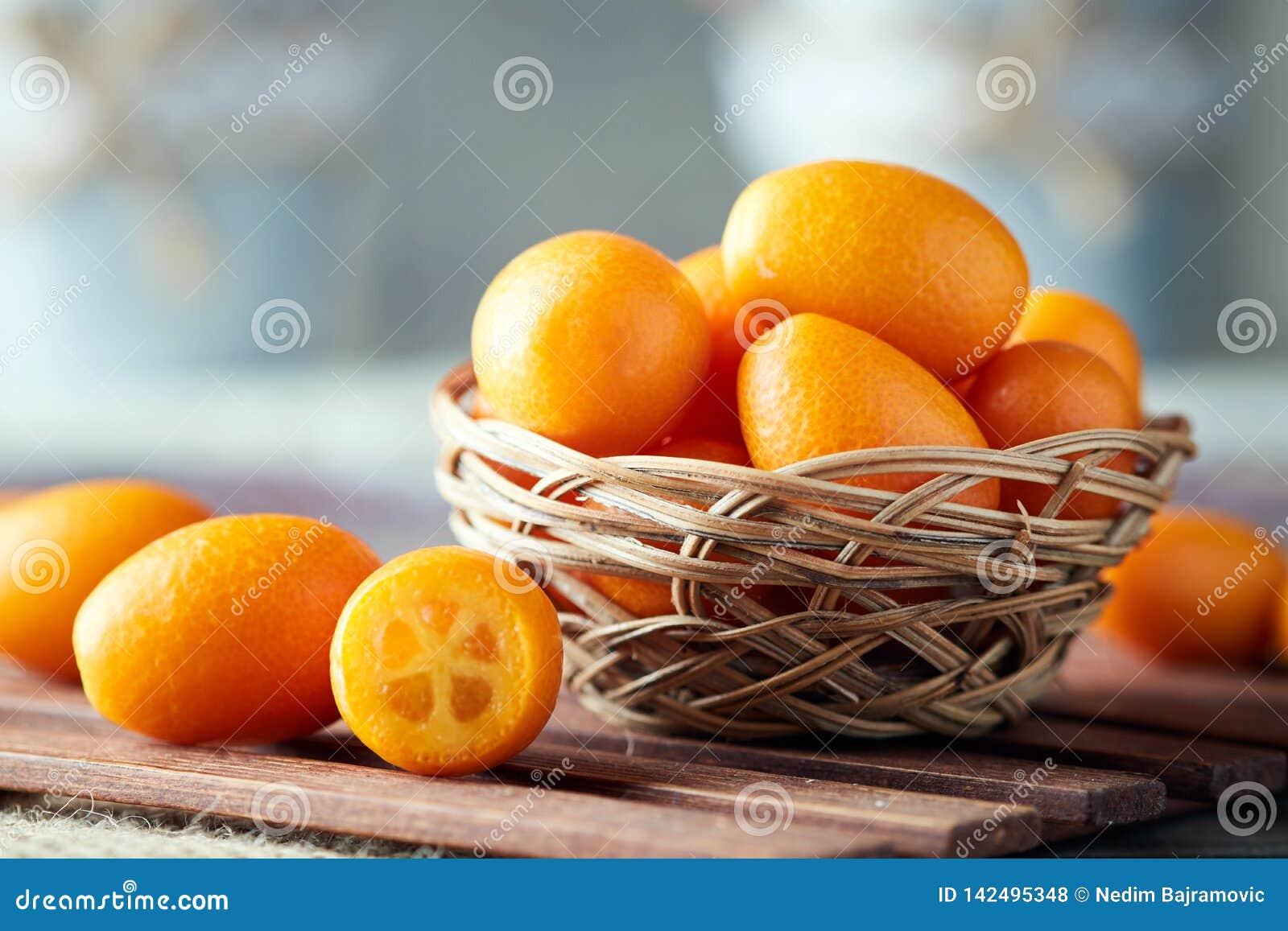 Kumquats eller Cumquats