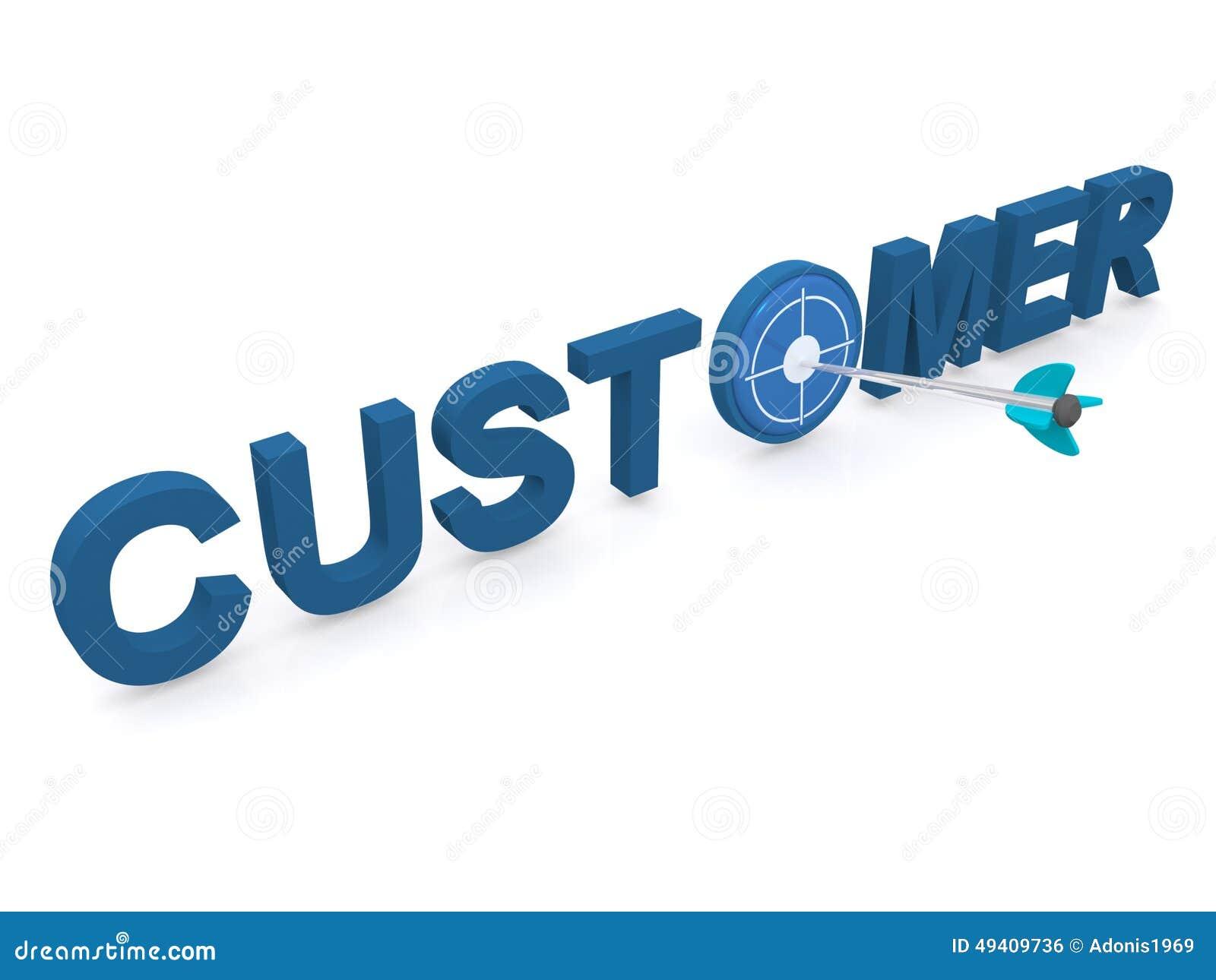 Download Kundenillustration stock abbildung. Illustration von volkswirtschaft - 49409736