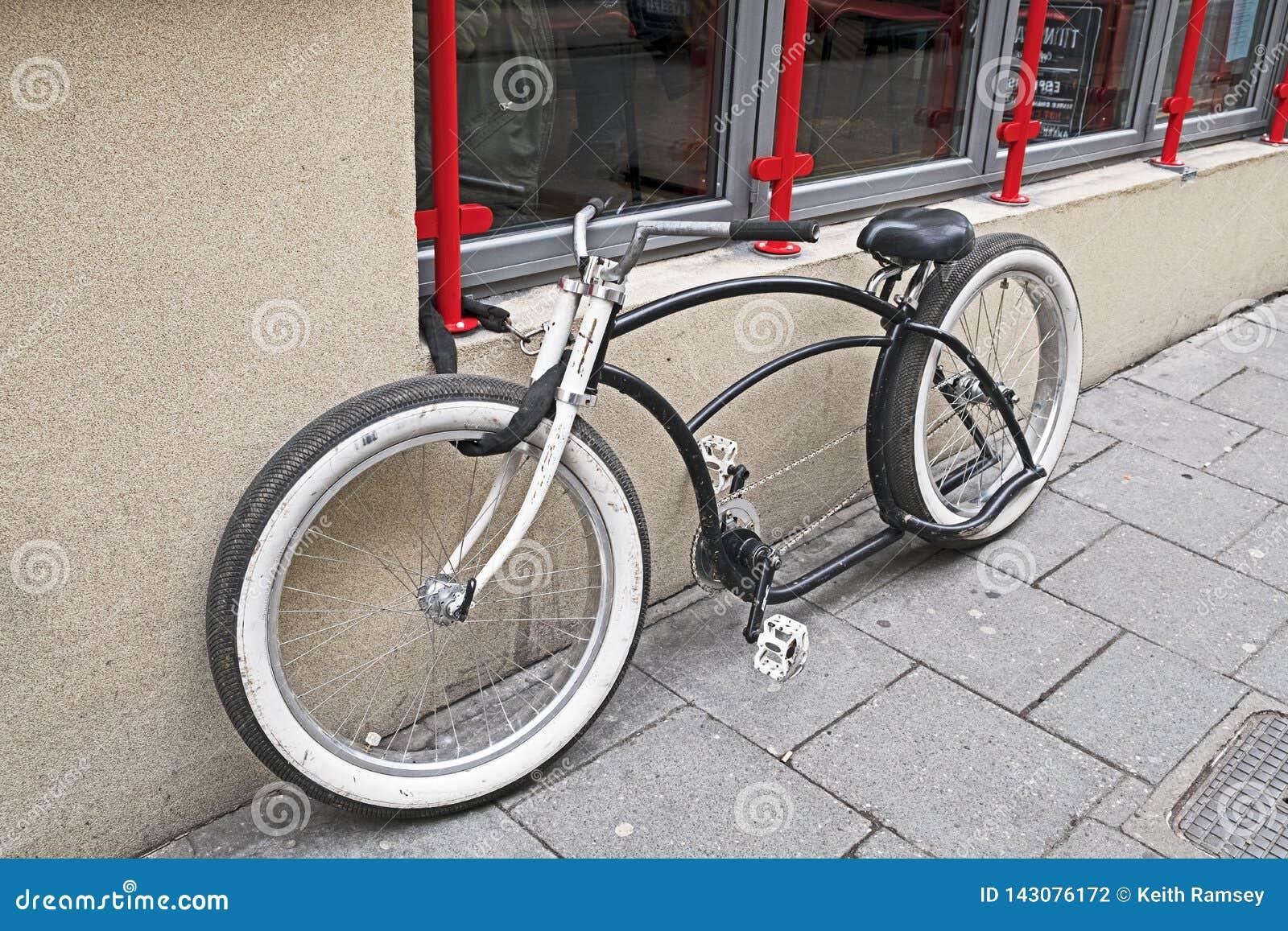 Kundenspezifisches Fahrrad