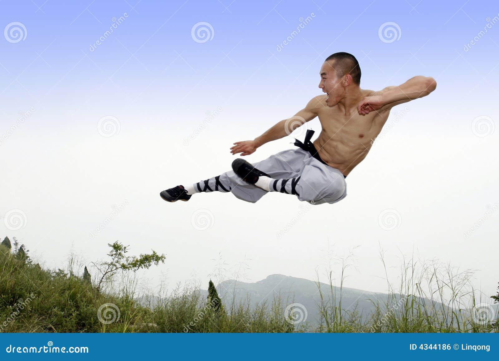 Kung chino Fu