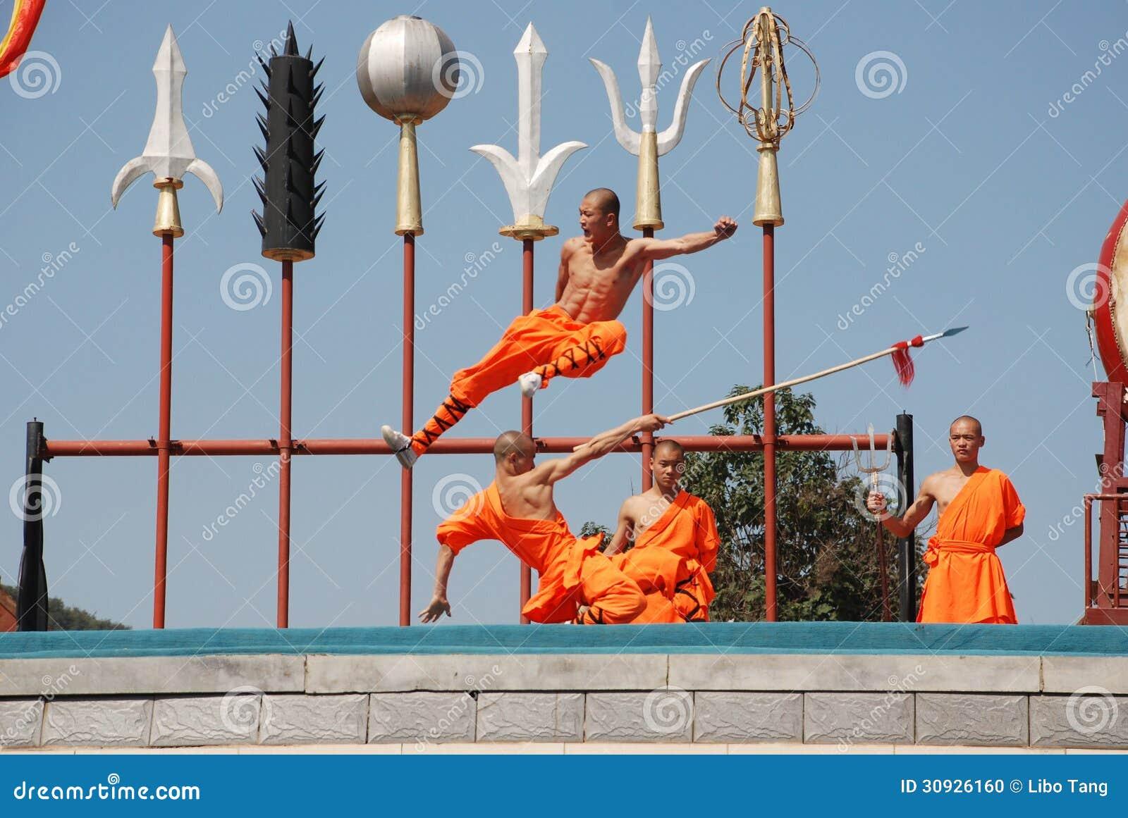 Kung-fu de Shaolin