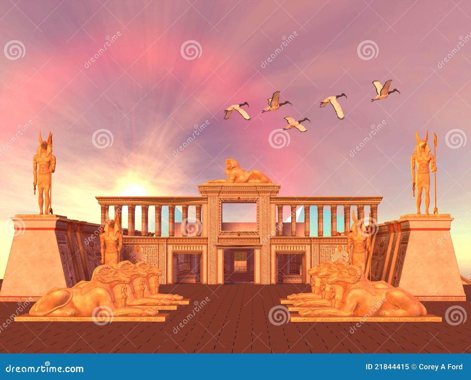 Kungarike för egyptier 01