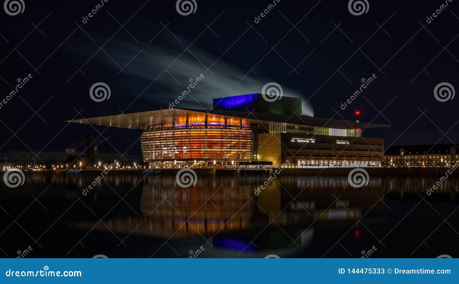 Kunglig opera i Köpenhamn
