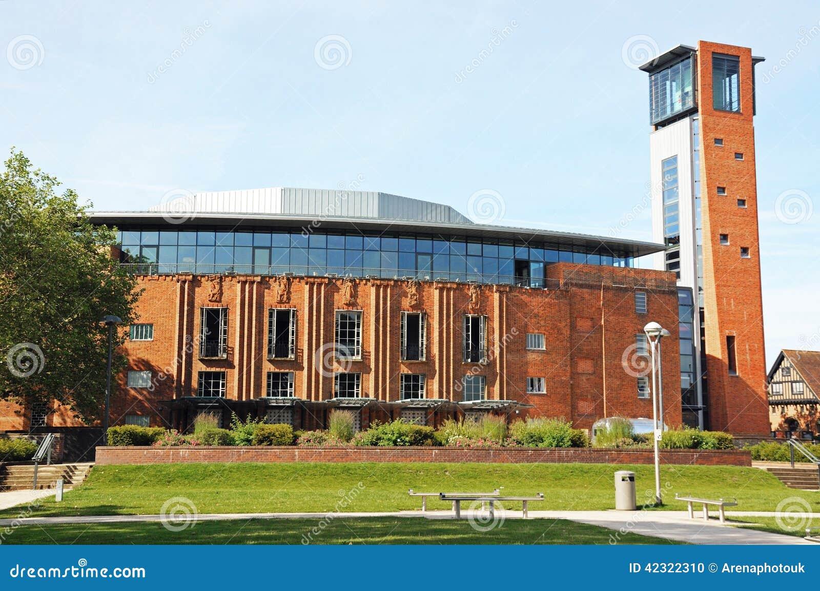 Kunglig Shakespeare teater, Stratford-på-Avon