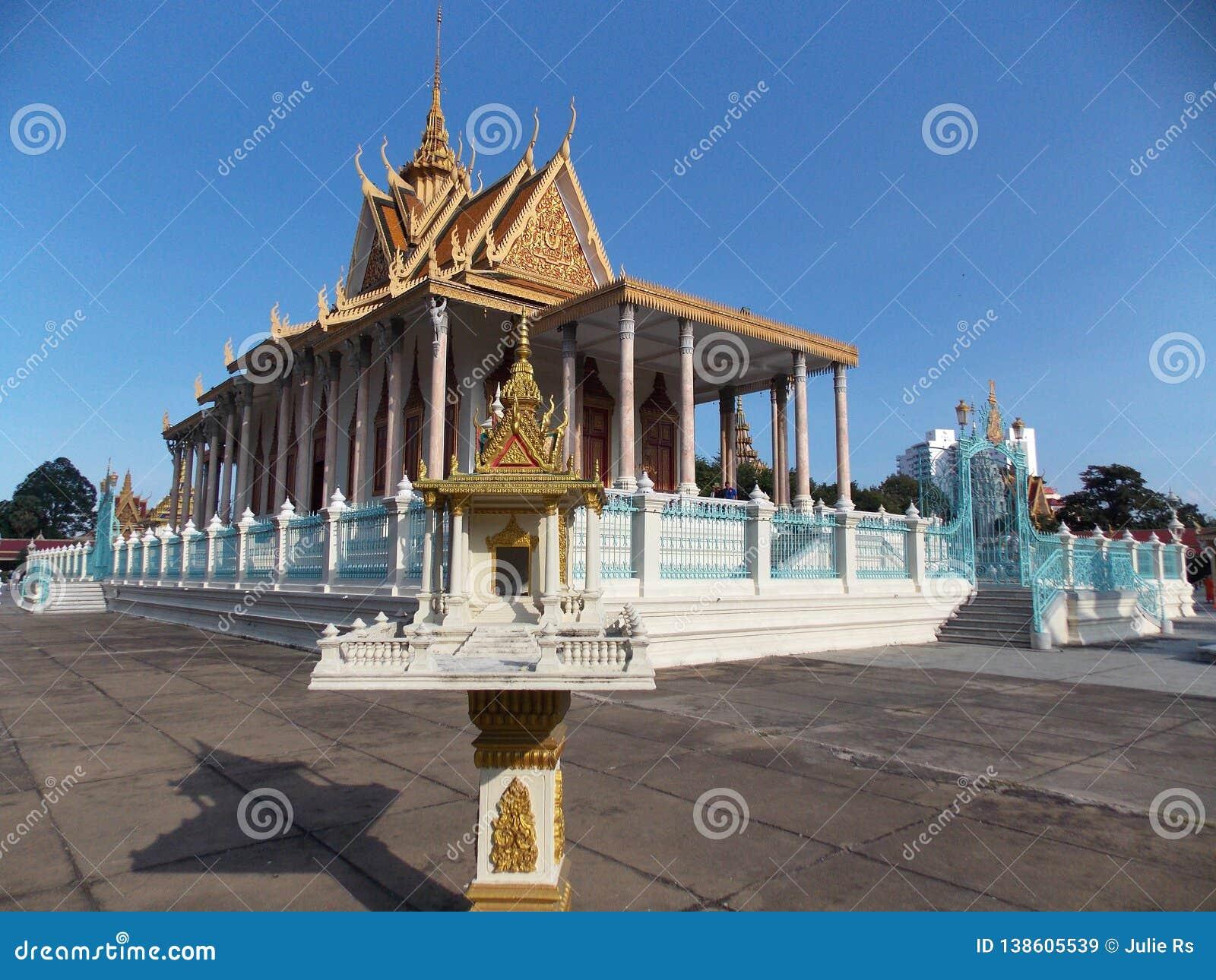 Kunglig slott, Cambodja