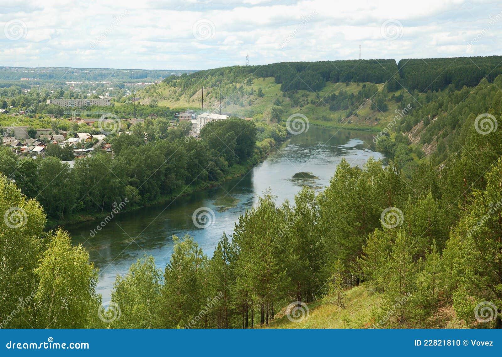 Kungur sylva ποταμών