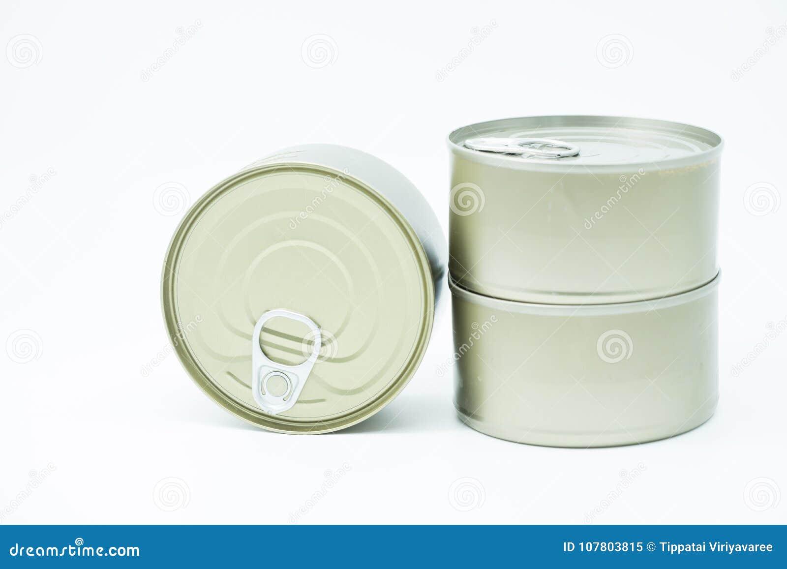 Kunna med cirkelhandtag på vit bakgrund Förpackande samling