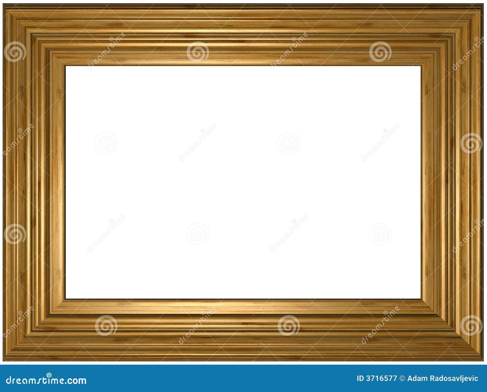 Kunst-Bilderrahmen stockbild. Bild von leere, haupt, möbel - 3716577