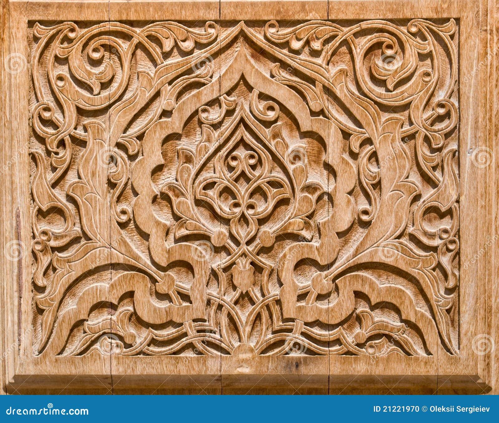 Kunst van houtsnijwerk stock foto afbeelding bestaande uit sier 21221970 - The hideout in the woods an artists dream ...