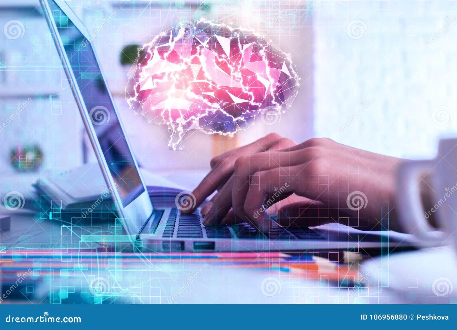 Kunstmatig hersenen en uitwisselings van ideeënconcept