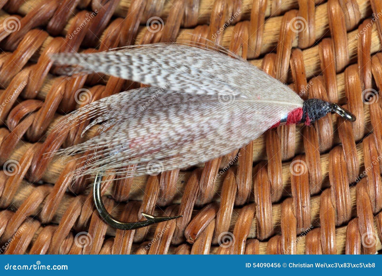 Kunstmatige vlieg voor vlieg visserij