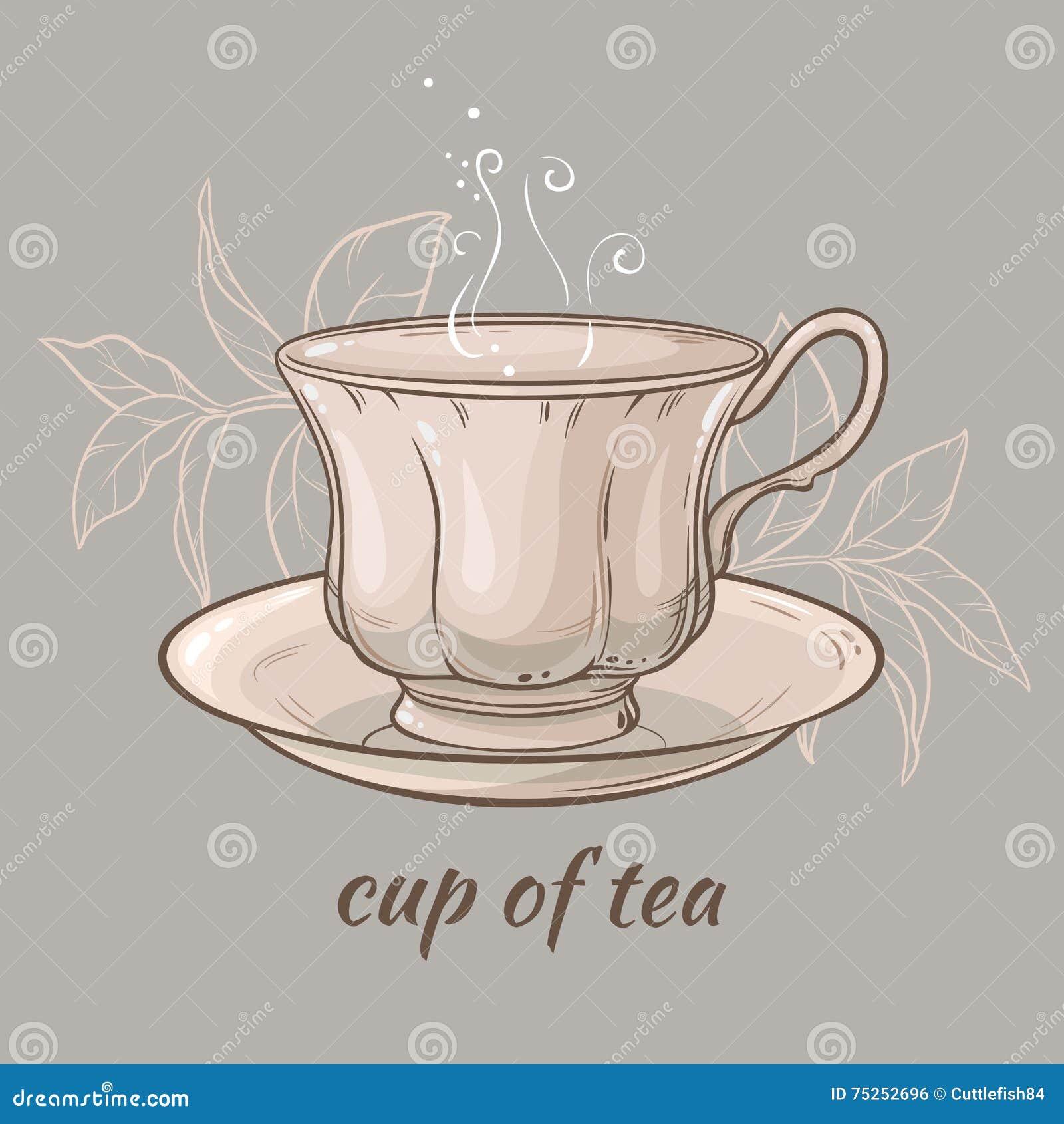 Kupa av Tea