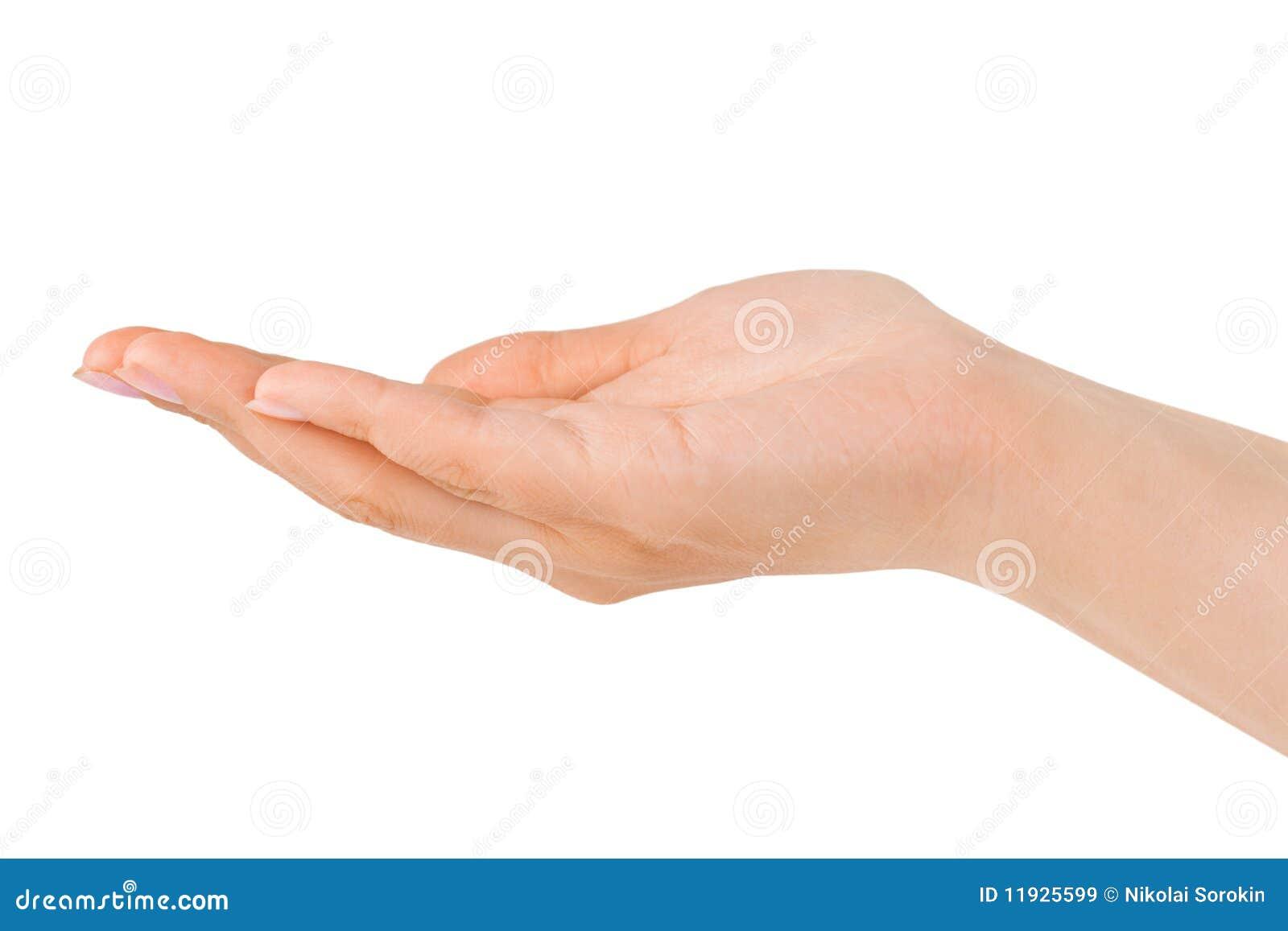 Kupad hand