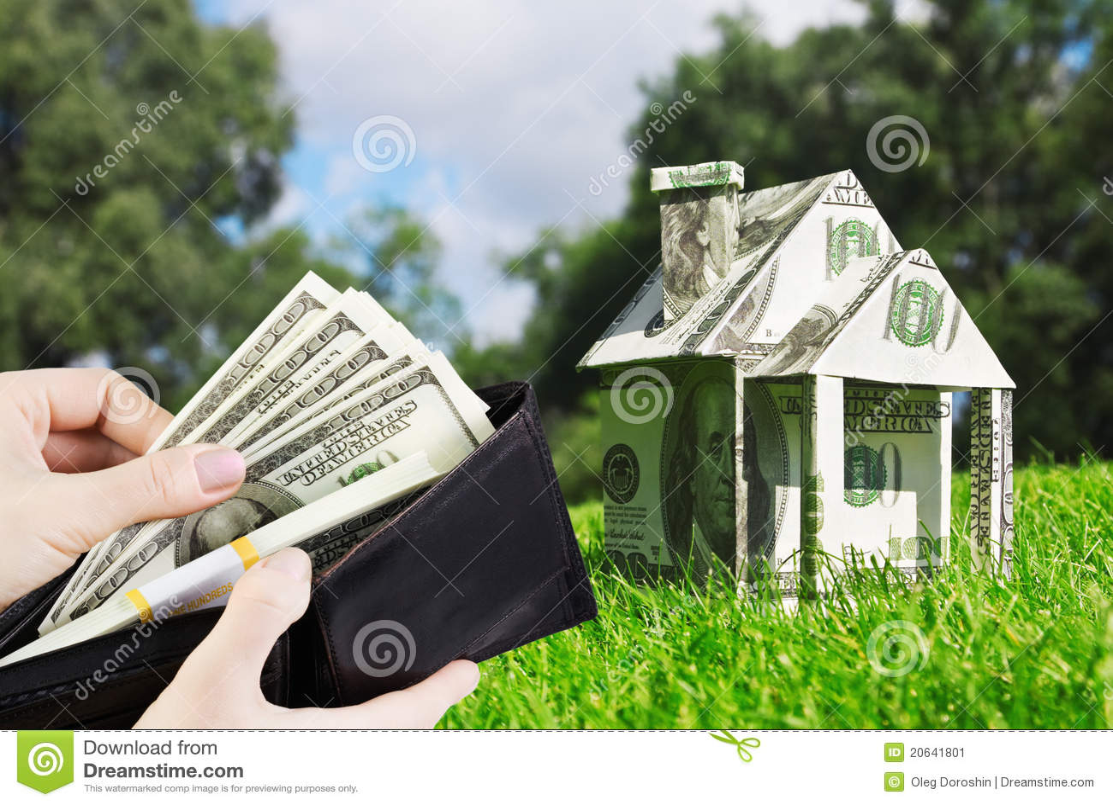 залог земельного участка займ