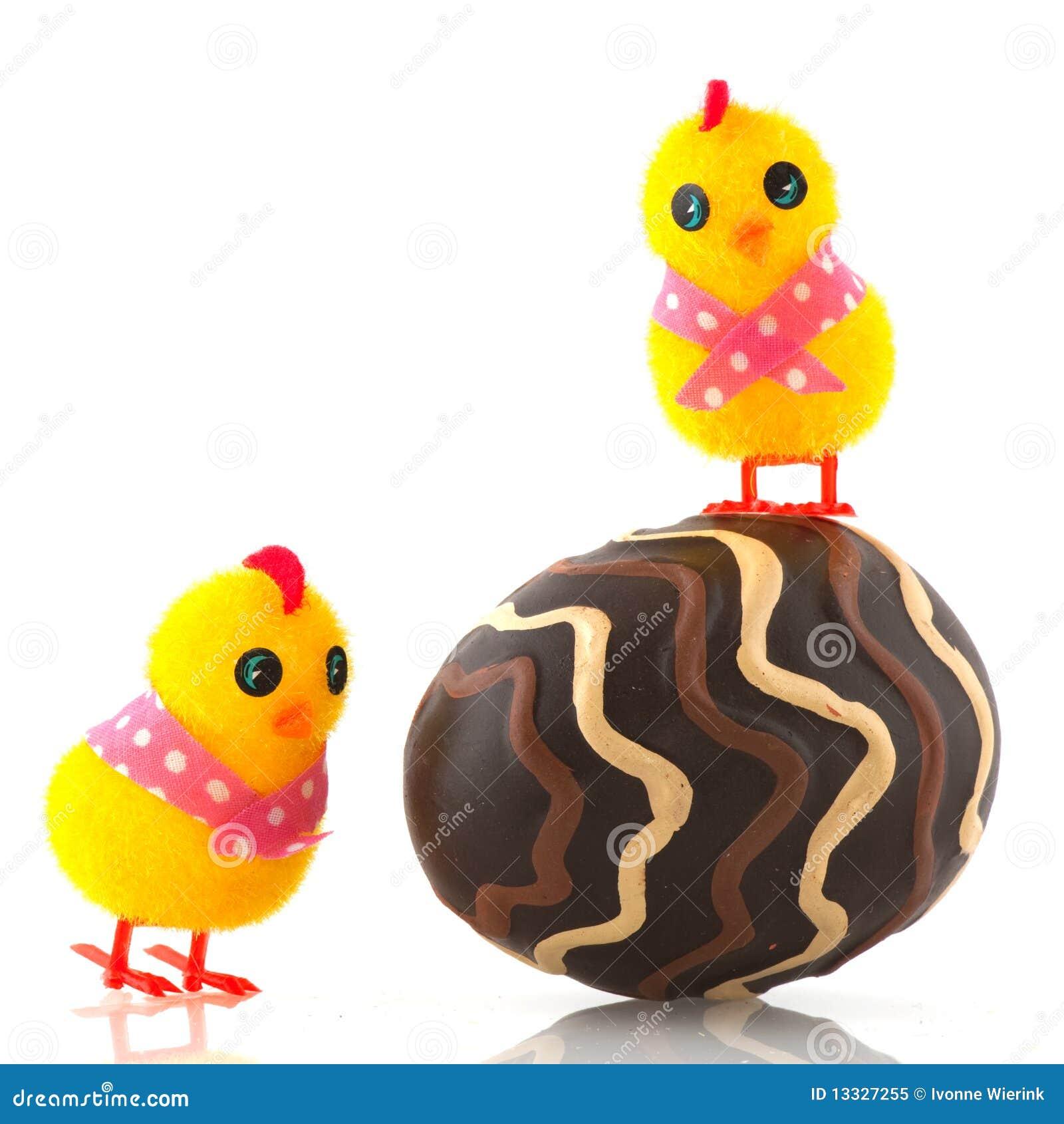Kurczątek Easter jajko