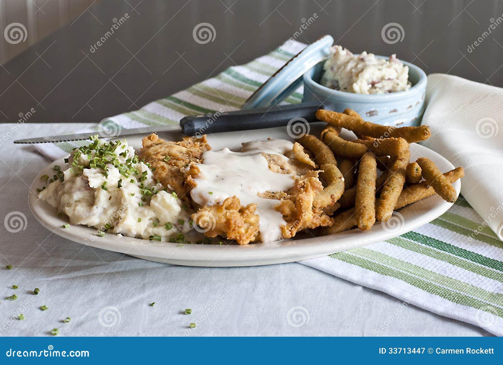 Kurczak Smażący stek