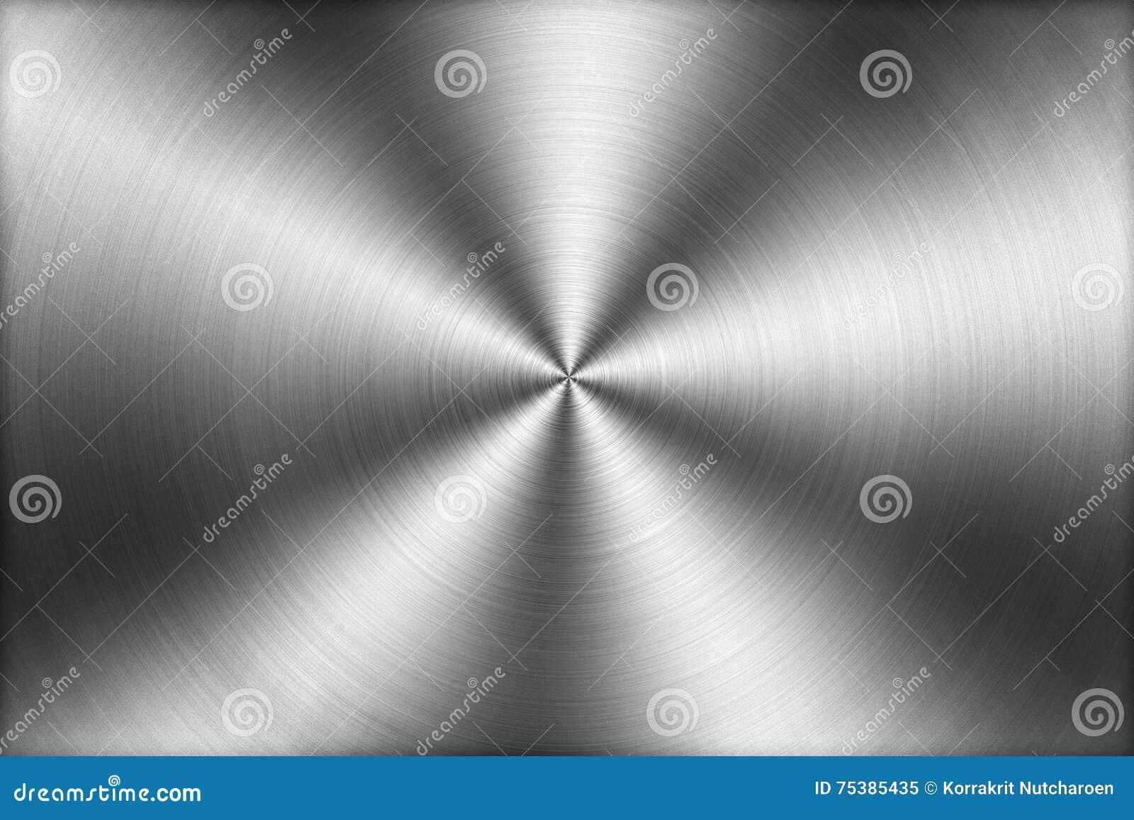 Kurenda metalu tekstury oczyszczony tło, ilustracja