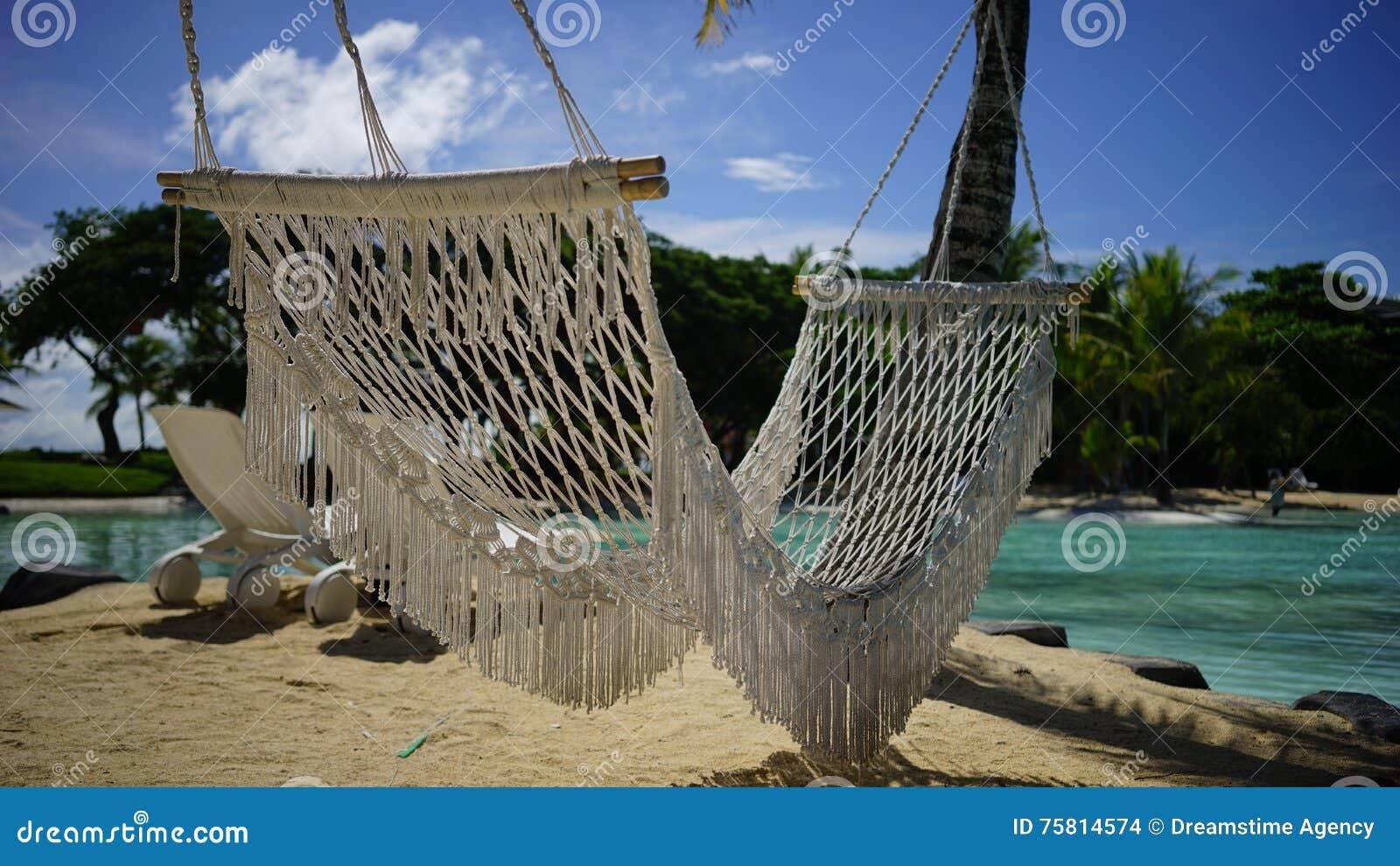 Kurortu Plażowy hamak