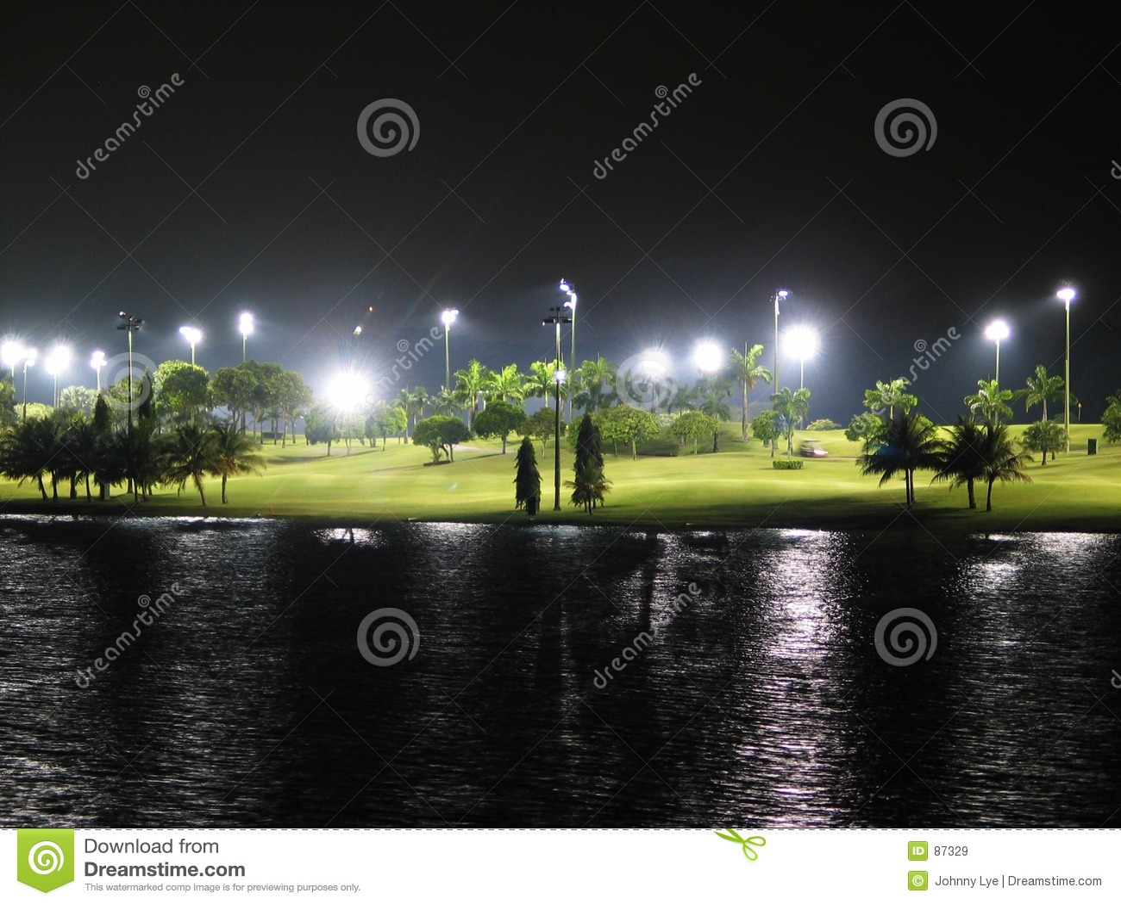 Kurs golfowa noc