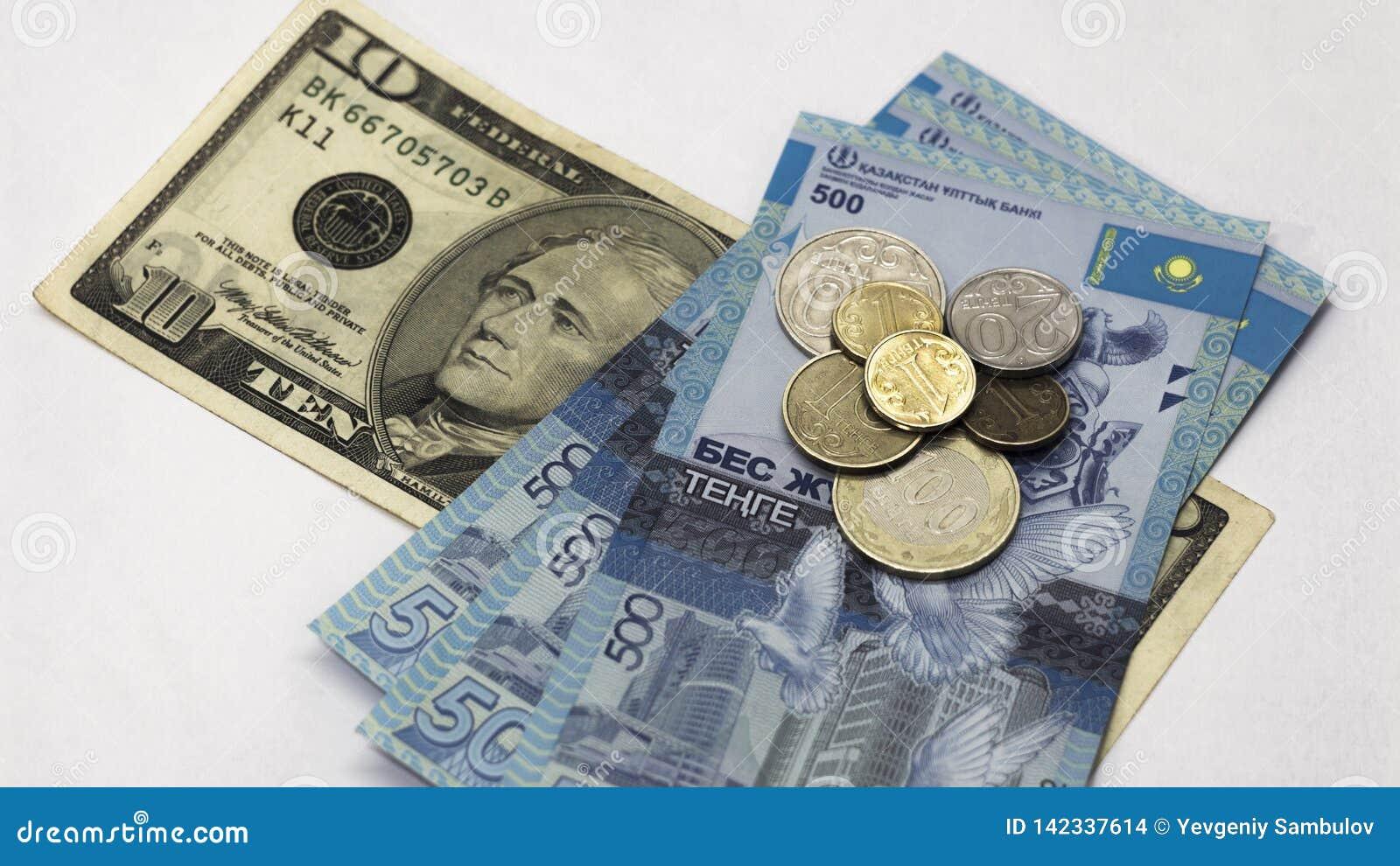 Kurs wymiany dolar w Kazachstan Inflacja i dewaluacja w Kazachstan Wydawanie hipoteki, pożyczki i kredyty,
