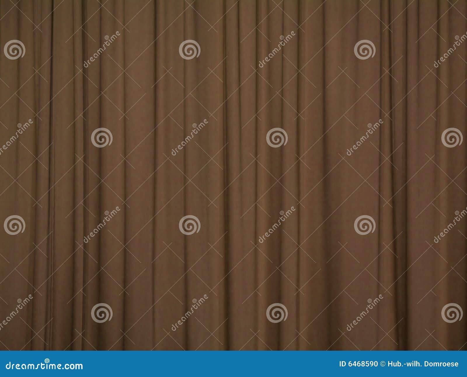 Kurtyna brown