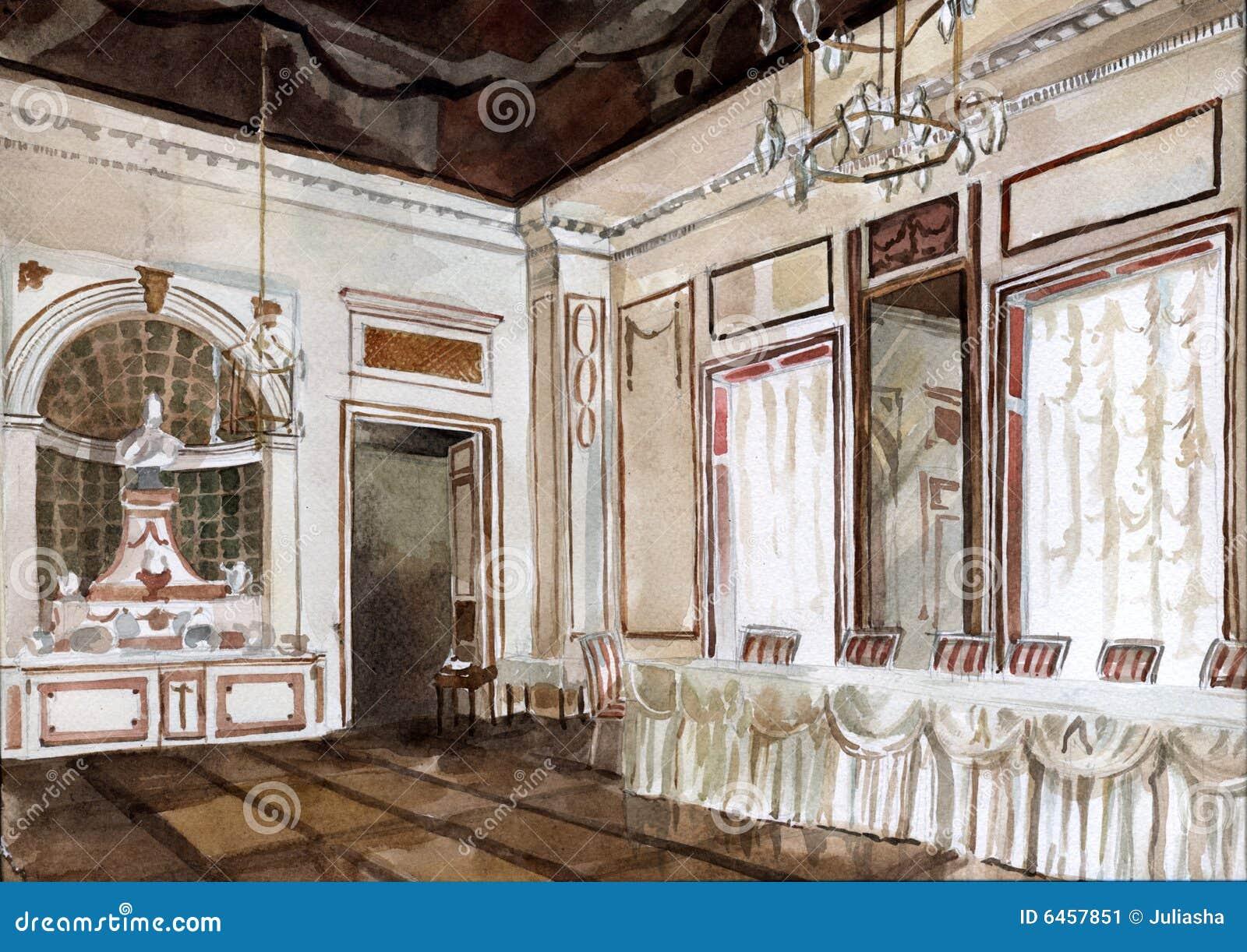 Kuskovo pałacu