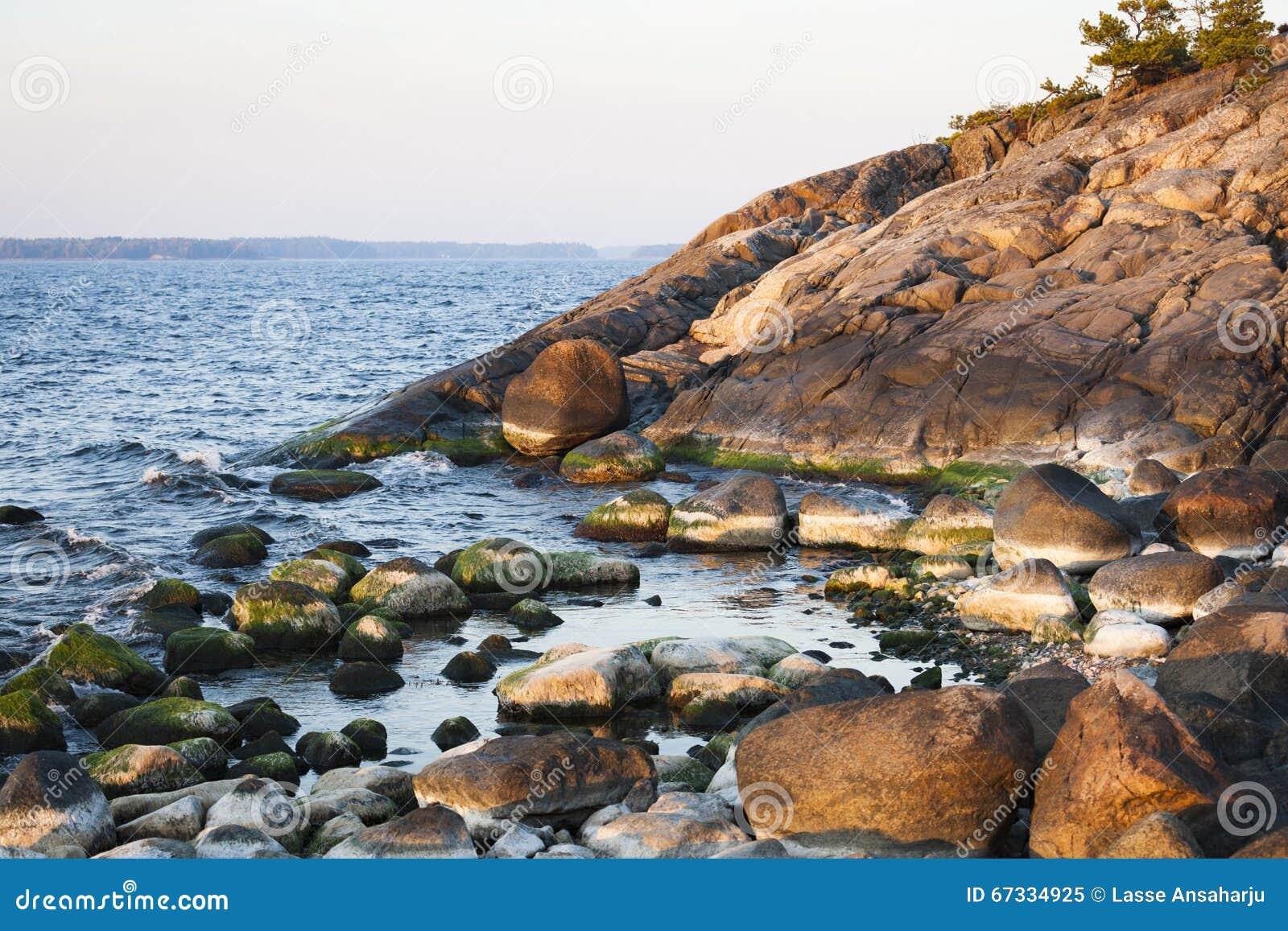 Kust för baltiskt hav