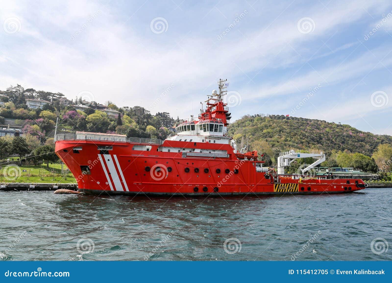 Kust- säkerhetsfartyg