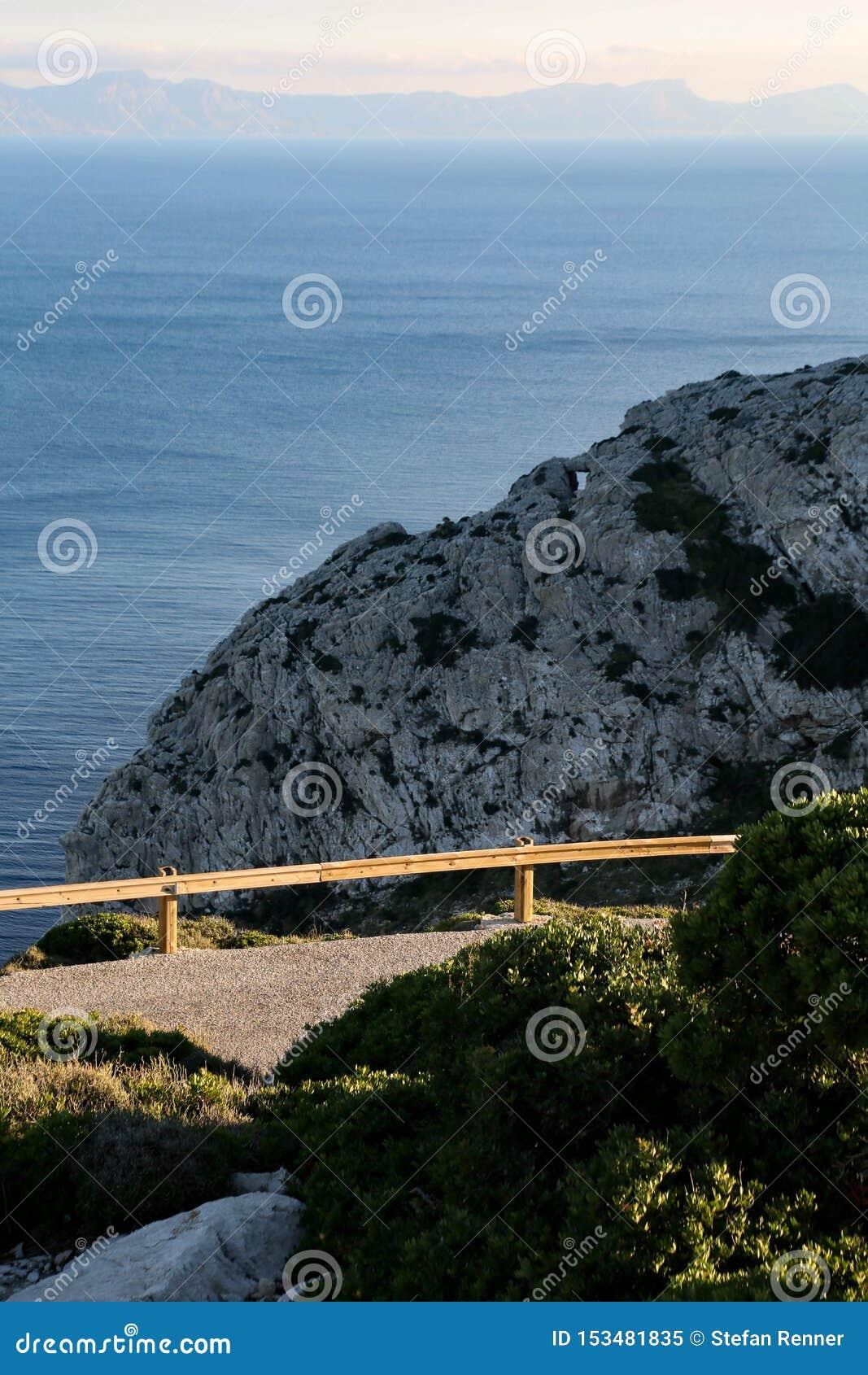 Kust- väg Mallorca