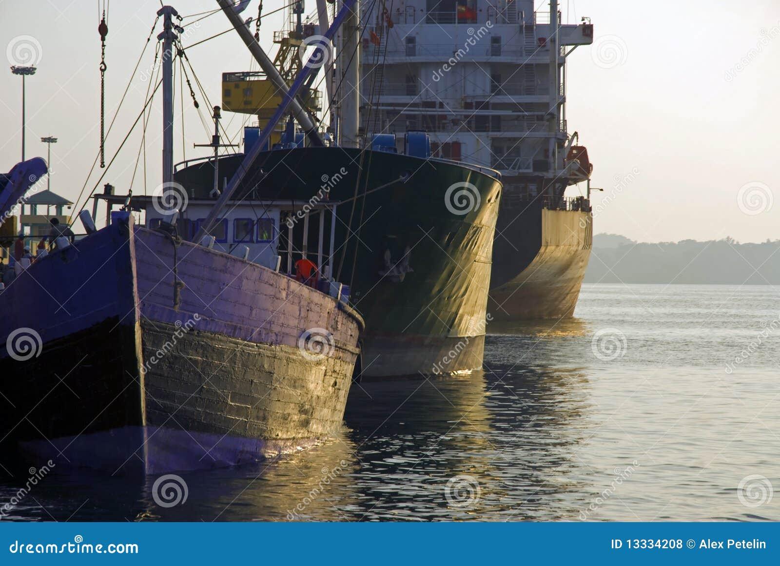 Kuszetka statki