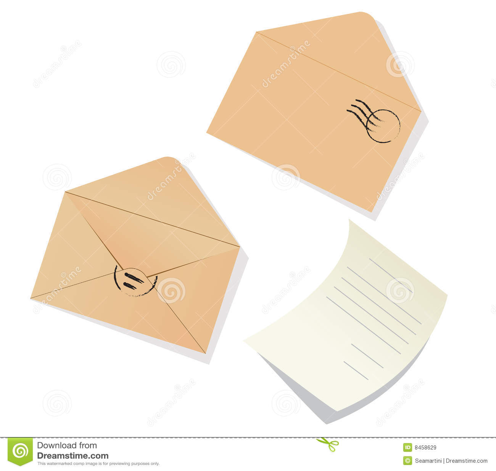 Kuvertbokstav