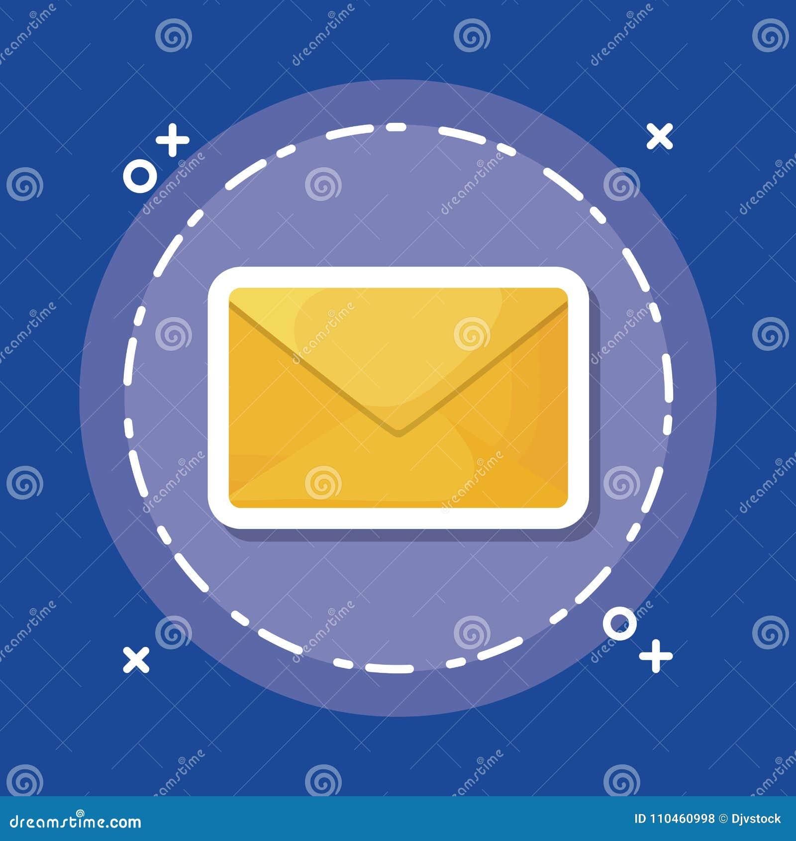 Kuvertsymbolsbild