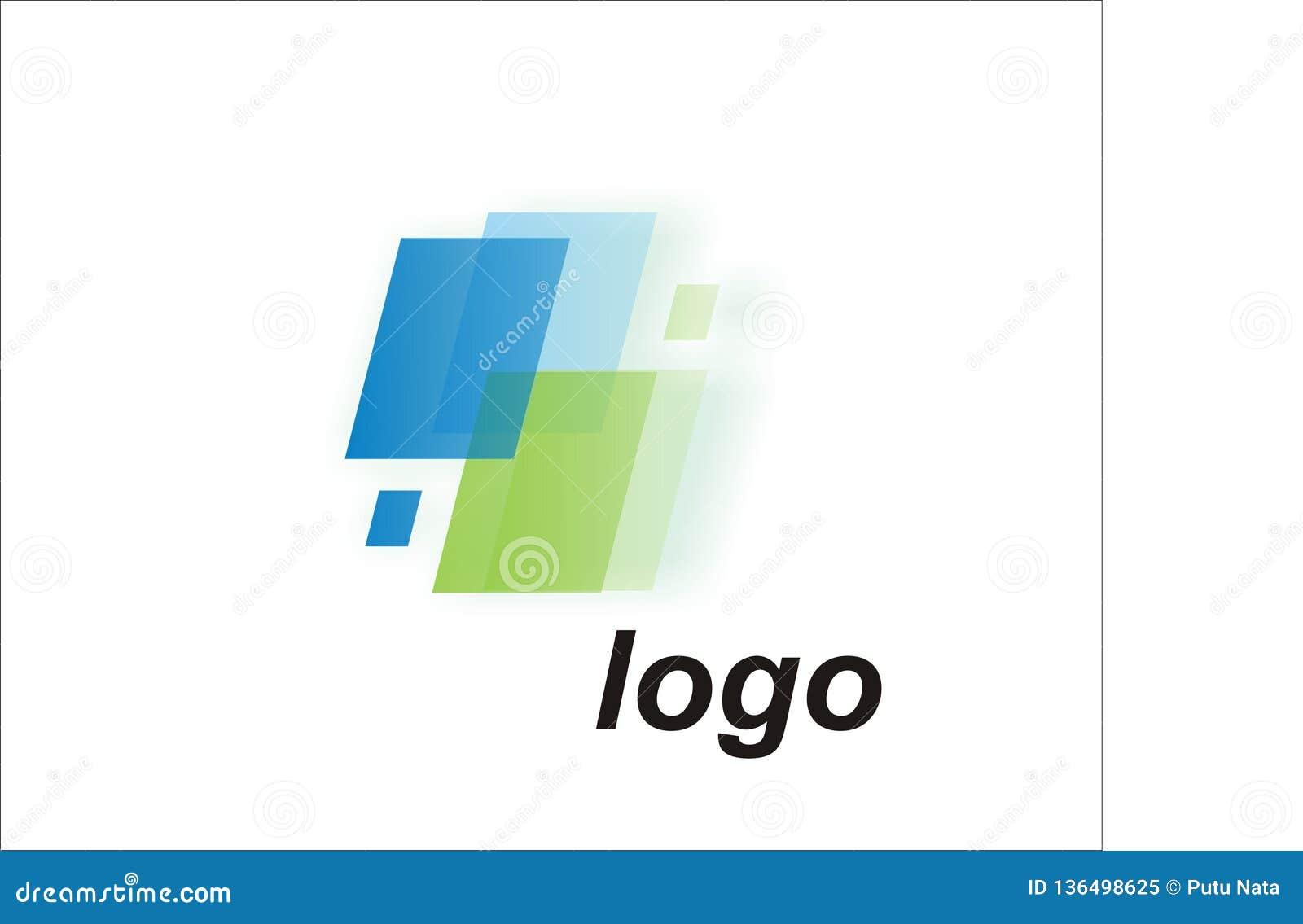 Kvadrera logoen