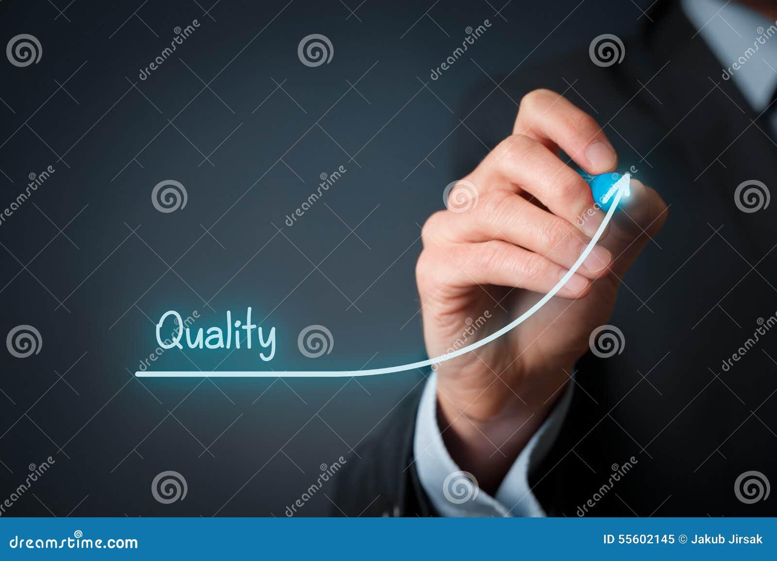 Kvalitet förbättrar