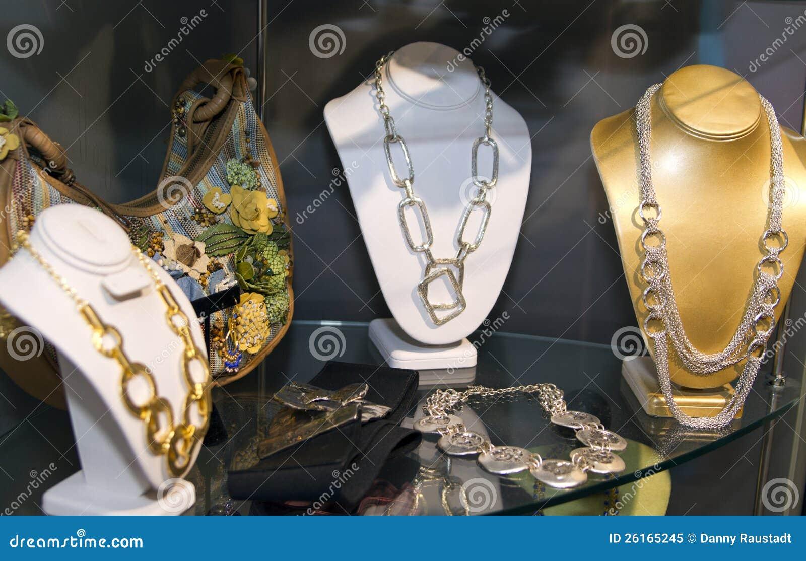 Kvinna Boutique för modetillbehör