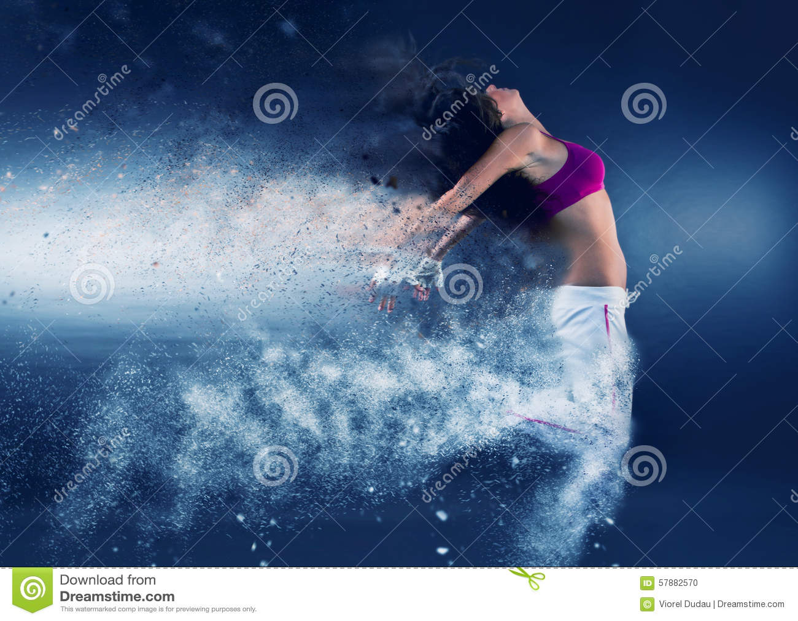 Kvinnadansarebanhoppning