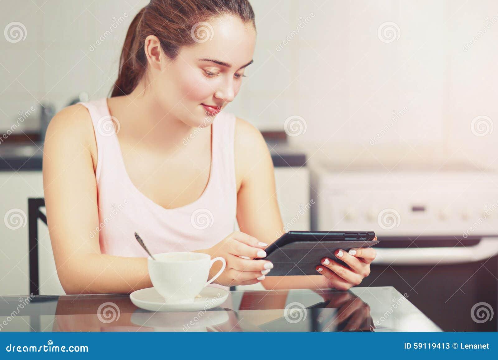 Kvinnakaffekopp
