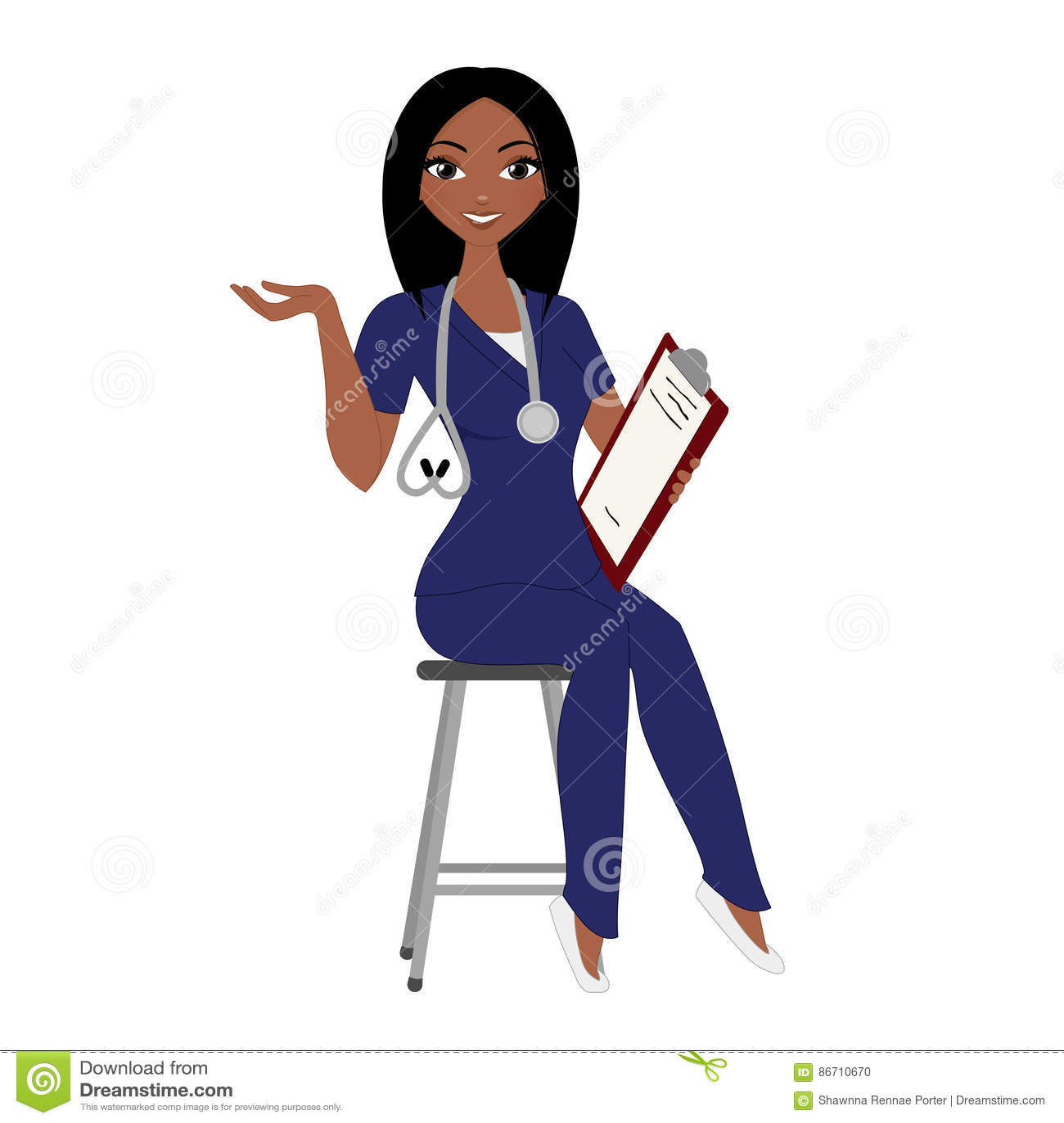 Kvinnasjuksköterska