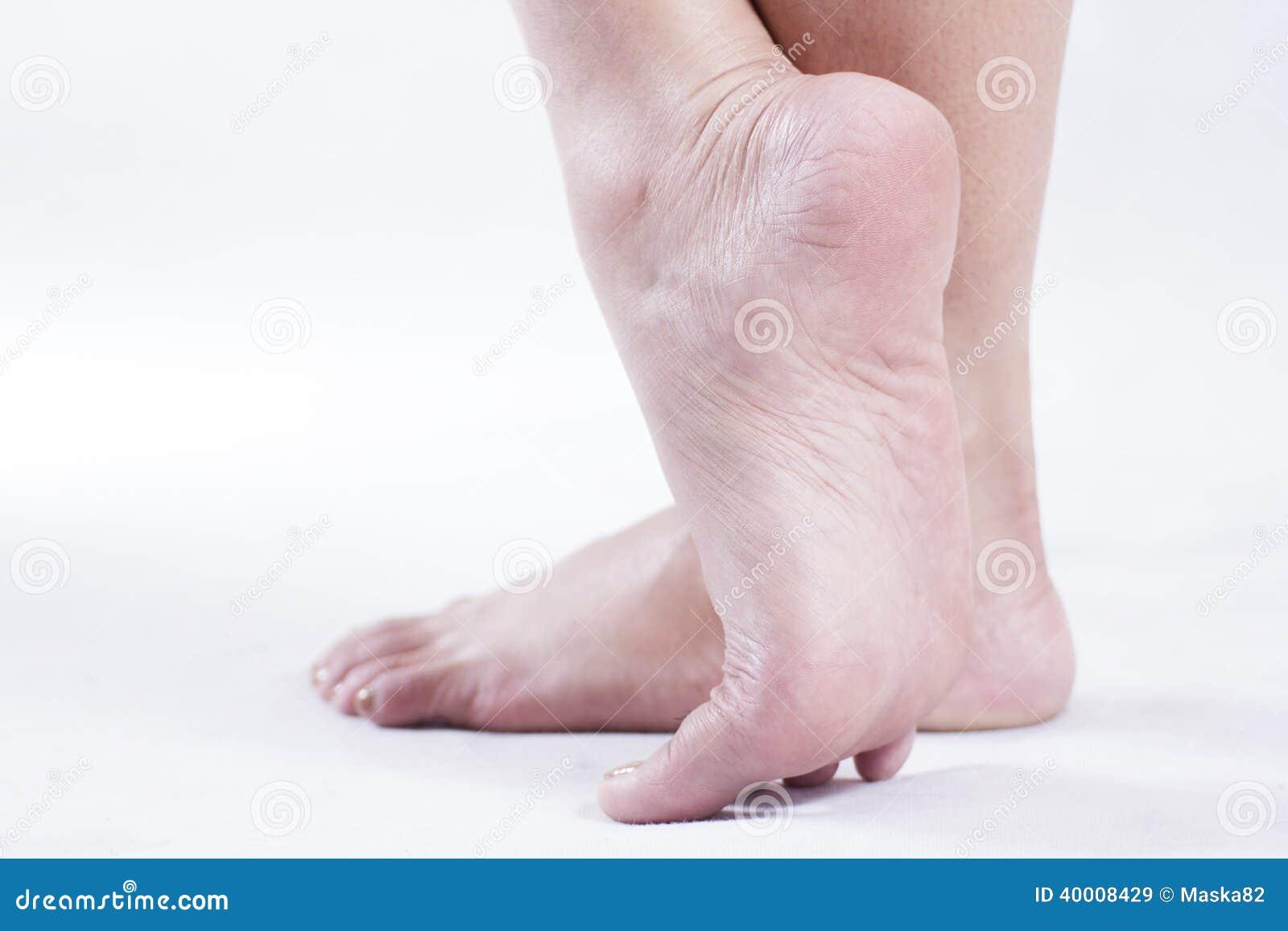 Kvinnlig fot